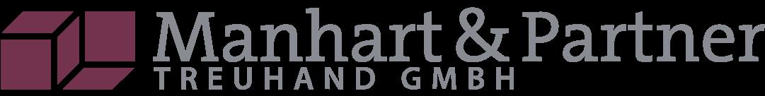 Logo Manhart & Partner Treuhand GmbH